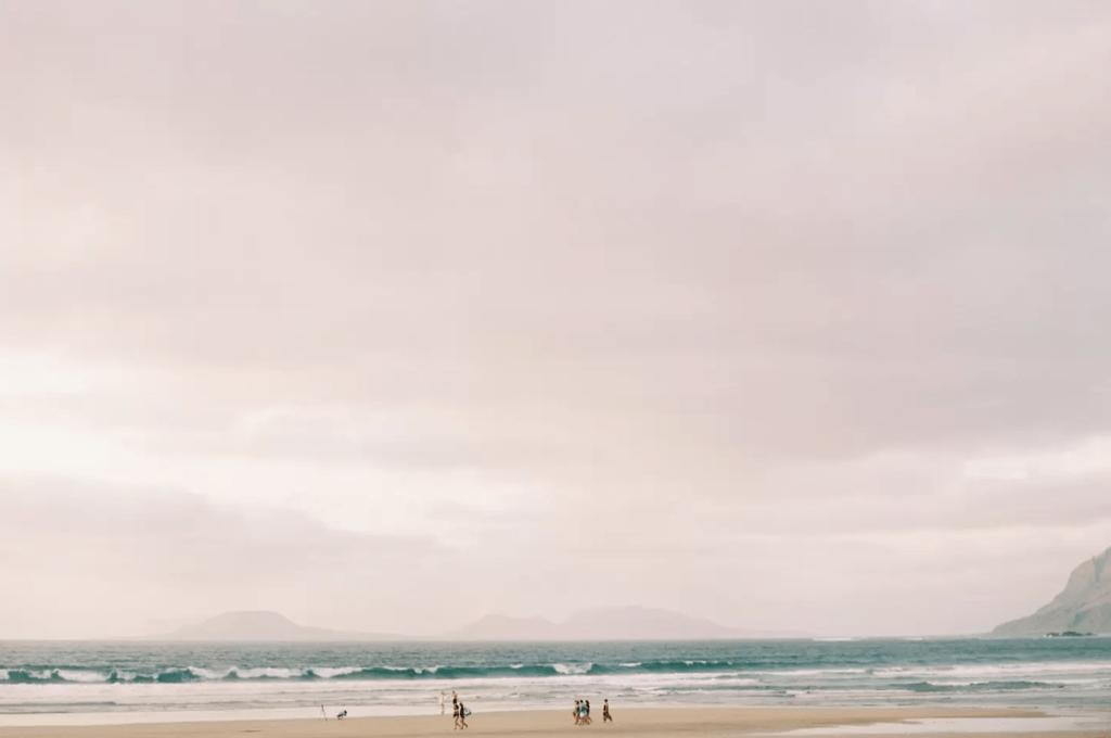 Ile de Lanzarote en Espagne