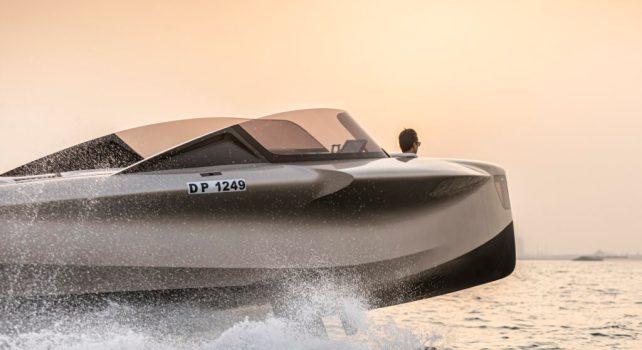 Enata Foiler Flying Yacht : Une nouvelle ère de navigation commence