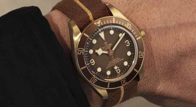 Tudor Black Bay 58 Bronze : La nouvelle sortie évènement à l'allure Vintage