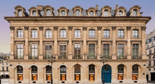 Bvlgari «Rome Meets Paris» : La maison ouvre une nouvelle boutique place Vendôme