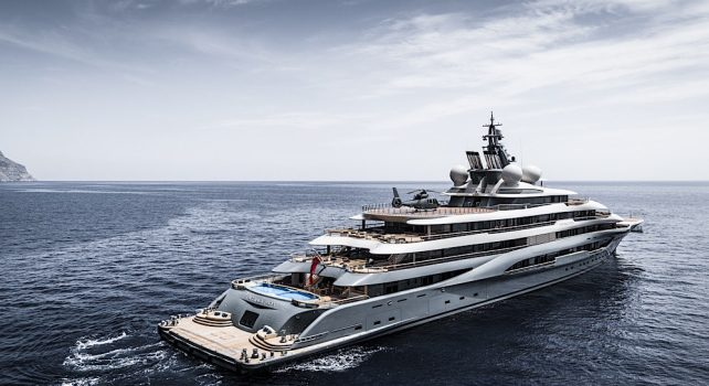 Flying Fox : Découvrez le yacht le plus cher du monde