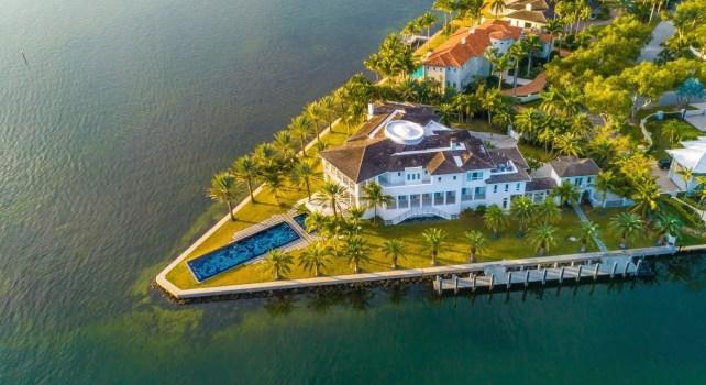 Coral Gables : Une villa de rêve en plein cœur de Miami