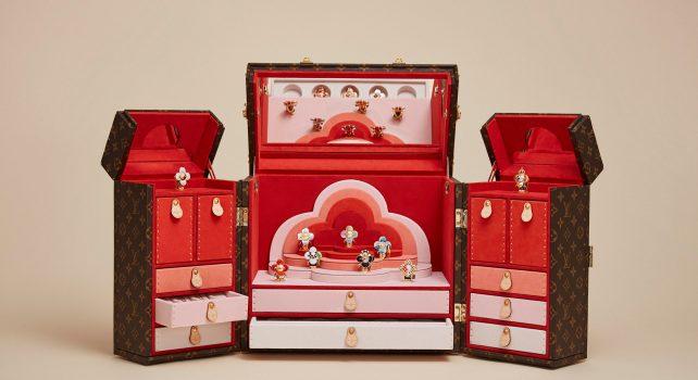 Louis Vuitton «Les escales précieuses de Vivienne» : Les onze créations joaillières du personnage symbolique de la Maison