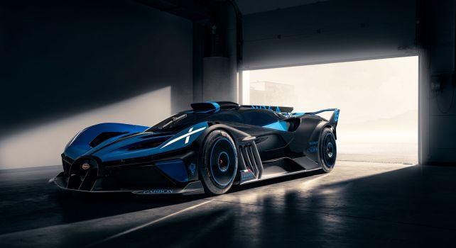 Bugatti «La Bolide» : L'hypercar va être produite en série