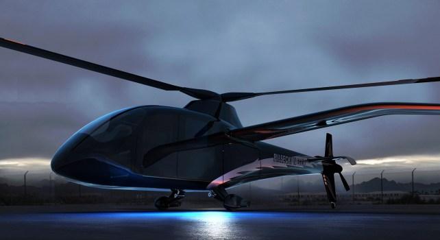 Piasecki eVTOL PA-890 : Le premier hélicoptère à hydrogène du marché
