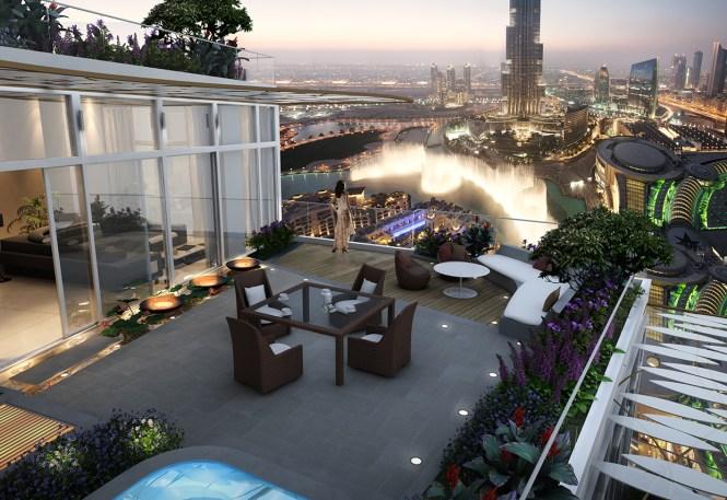 Emaar To Launch S Of Top End Dubai