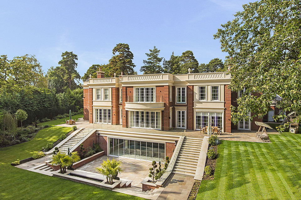 Luxurious Surrey Mansion On Sale For $24 Million