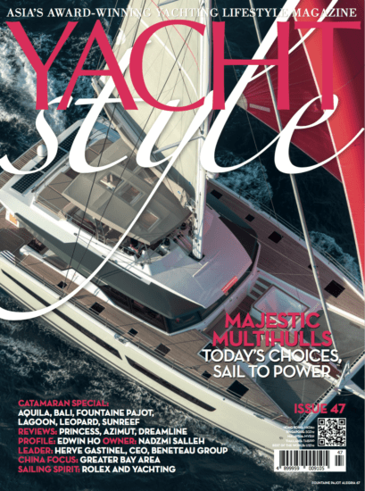 Yacht Style magazine, Issue 47