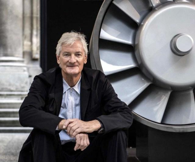 "John Lam on How Sir James Dyson ""became rich"""