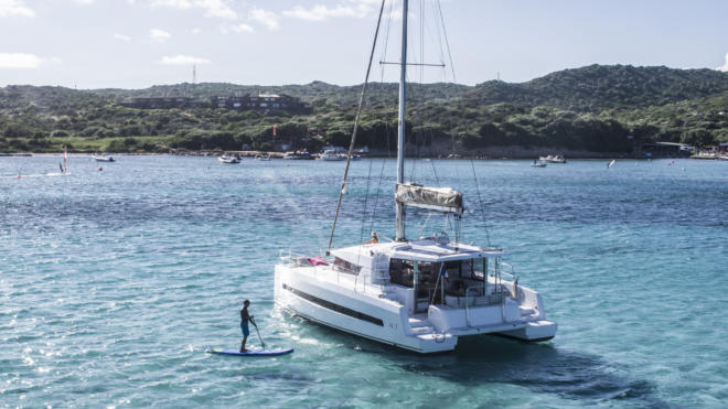 Asia Marine secured the Thailand dealership for French brand Bali in 2019 and has already sold a 4.1 sailing catamaran