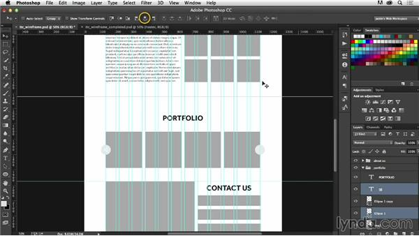 Adding UI elements to your wireframe