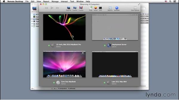 Welcome Welcome  Learning Apple Remote Desktop