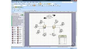 Creating detailed work diagrams