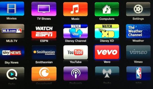 Apple TV showmetech