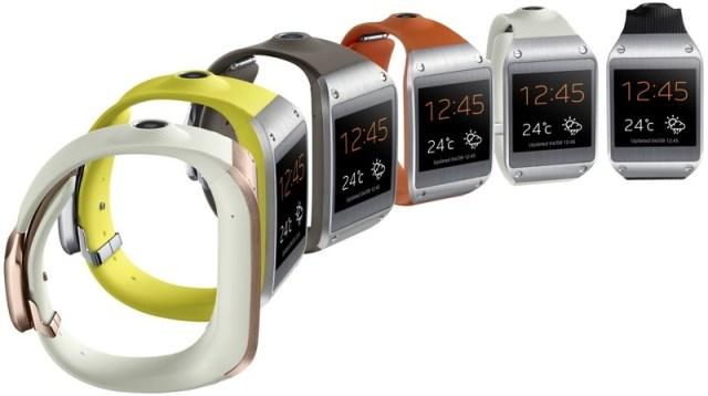 galaxygear - Samsung lança seu primeiro smartwatch: Galaxy Gear