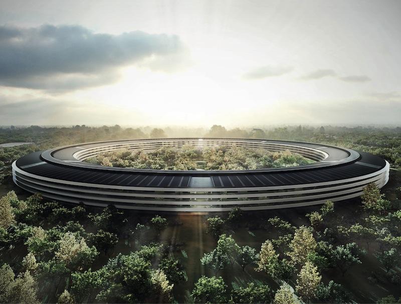 Spazio di evento della città universitaria 2 di Apple che costa ad Apple $161 milione, centro di forma fisica valutato a $74 milioni [blog dellIOS]