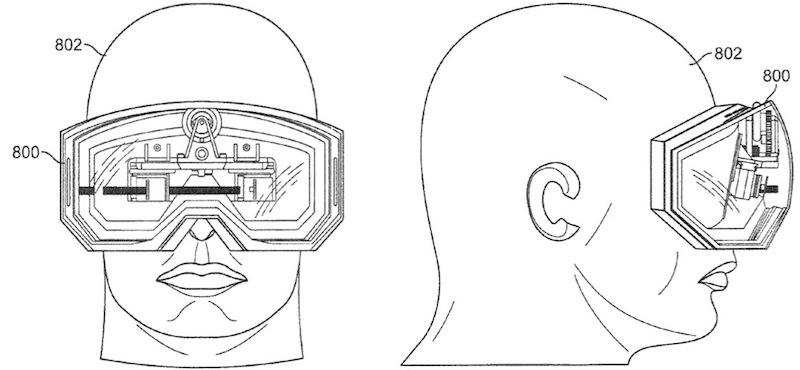Punti dellelenco di lavoro verso linteresse continuato di Apple nella realtà virtuale
