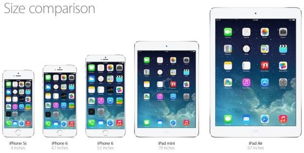 iphone 6 sizes 1000 - Confira as principais apostas para o iPhone 6