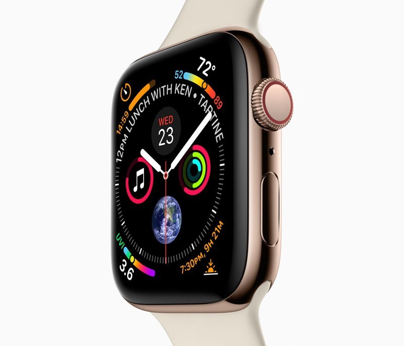 These Are Believed To Be The New Apple Watch Models About To Be Announced Later Today Although They Dont Carry A Series 4 Designation In The Sitemap And