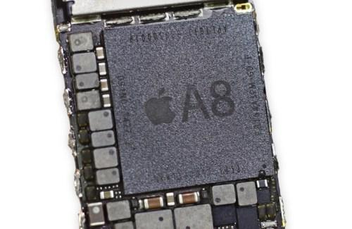 Chip A8 in capace più di iPhone 6 e 6 di gioco del video 4K