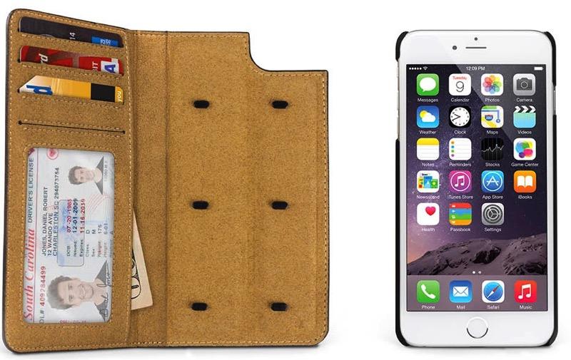 TwelveSouth lancia la cassa del portafoglio di BookBook per i iPhone 6 e 6 più [blog dellIOS]