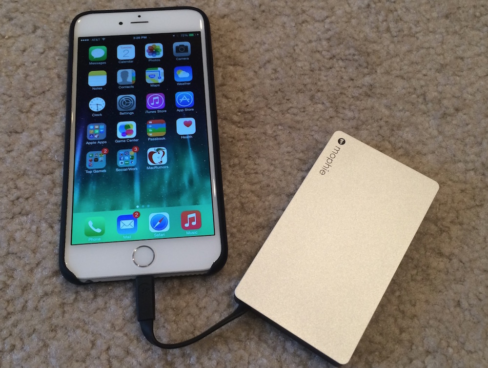 finest selection df0f4 77f8b Hands-On With Elgato Smart Power and Mophie Powerstation Plus ...