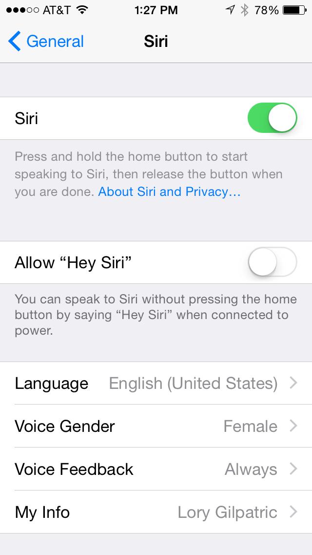 How To Use Siri2