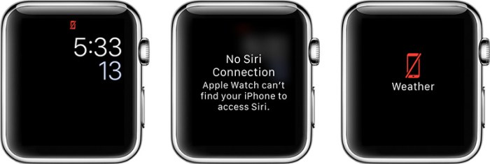 applewatchnoconnection