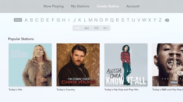 pandora_apple_tv_create