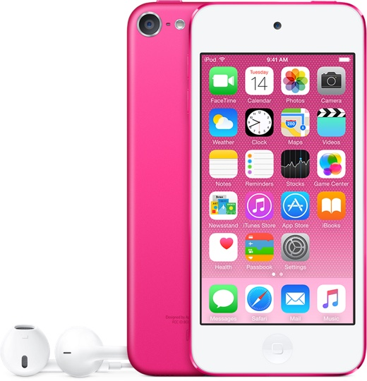 pinkipodtouch