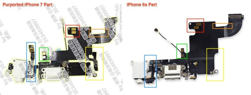 Apple iPhone 7 New Leak 256GB Storage