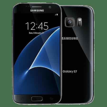 Anche il Galaxy S7 si colora di nero lucido — Samsung come Apple