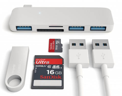 satechi-3-in-1-usb-c-hub