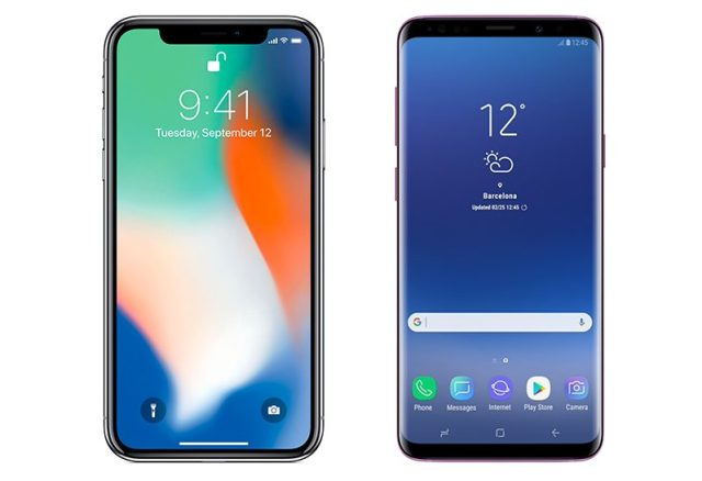 Samsung S9 not good enough in performance test 1