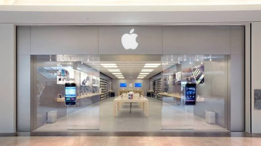 Apple Store at Natick Collection in Greater Boston Reopens February 16