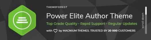 By Power Elite Author