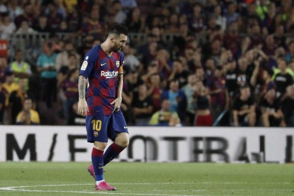 Spanish League: Messi hurt again as Barcelona beats Villarreal 2-1 - The Mainichi