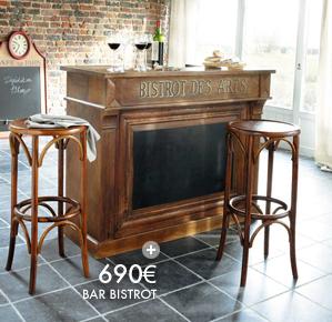 Nos Cuisines Bistrot Meubles Et Decoration Maisons Du Monde