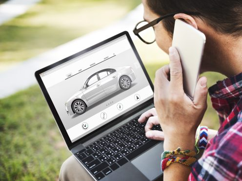 New Whitepaper: The New Digital Customer Journey In The Automotive Industry - Majorel