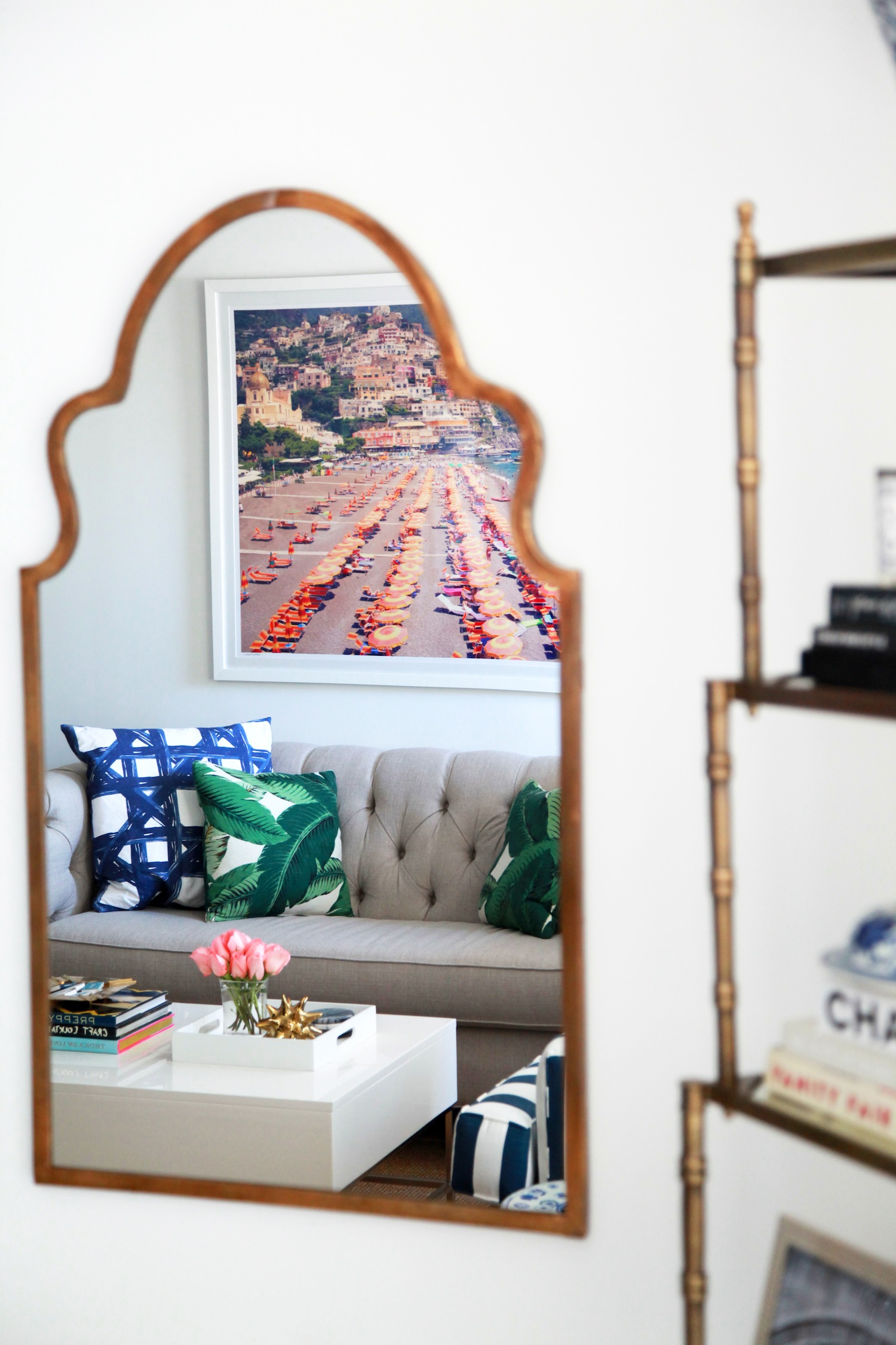 4 Easy Decorating Ideas To Make Your Apartment Look Bigger A creative decorating idea to make an apartment feel bigger is to  strategically hang mirrors on