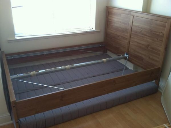 How To Clean A Mattress Box Spring And Bed Frame