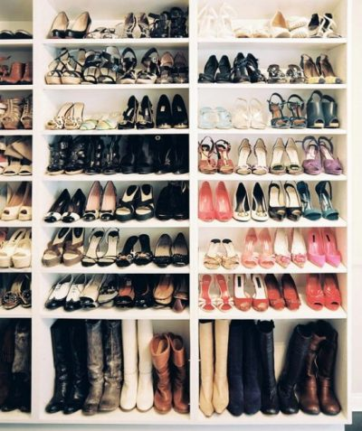 how to store shoes boots sneakers