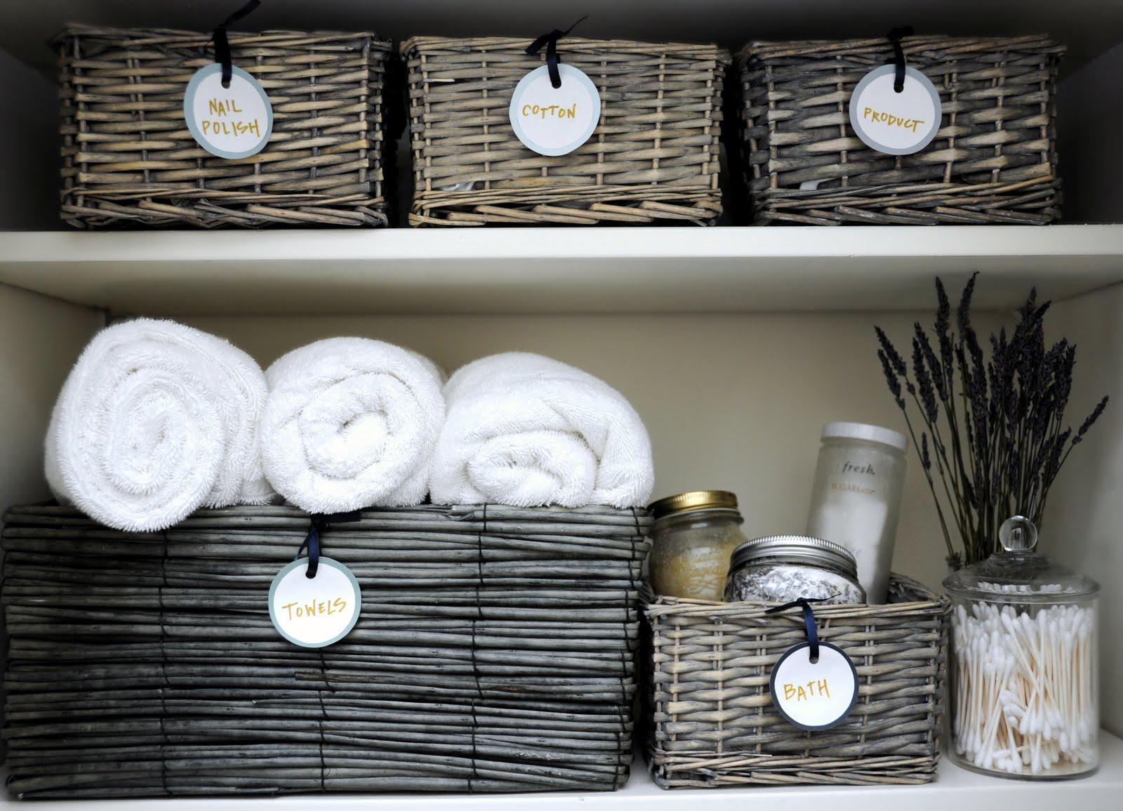 How To Organize Your Linen Closet 11 Super Simple Steps