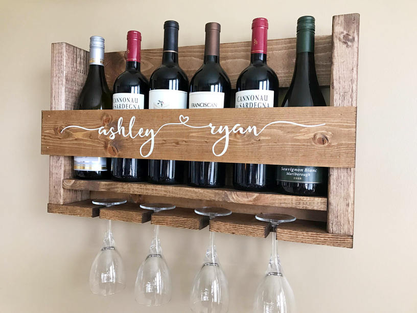 how to store wine at home literally