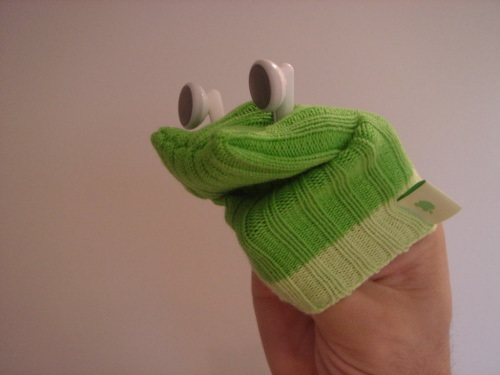 Ipodsockpuppet
