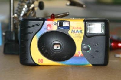 Disp Camera Front