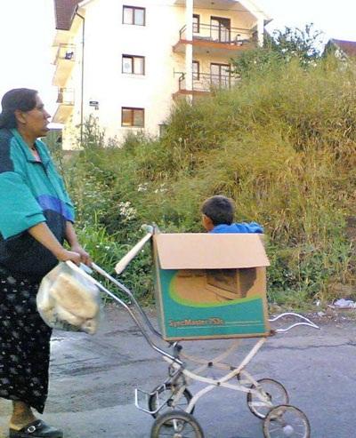 Ghetto-Stroller