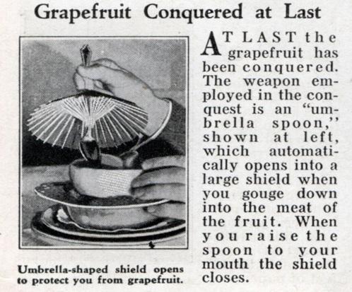 Lrg Grapefruit Conquered
