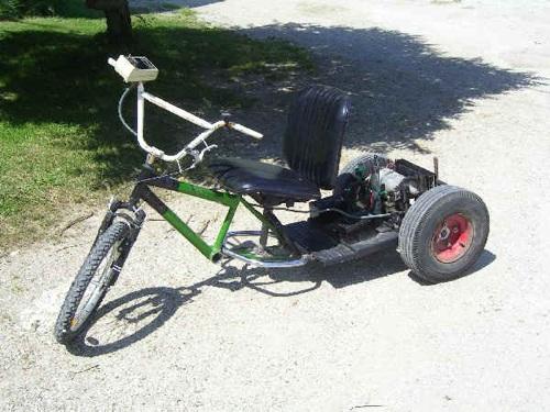 Trike Running
