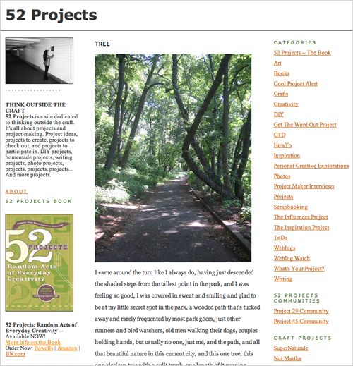 52Projects Site